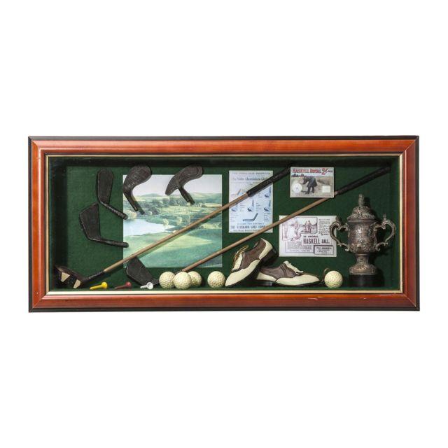 Karedesign Decoration murale Golfer Kare Design