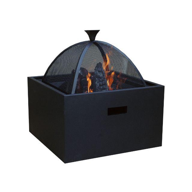 Lekingstore Barbecue Brasero Table Carre 3 En 1 Pas Cher Achat