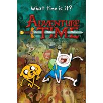Pyramid - Adventure Time Poster Collage 61 x 91 cm