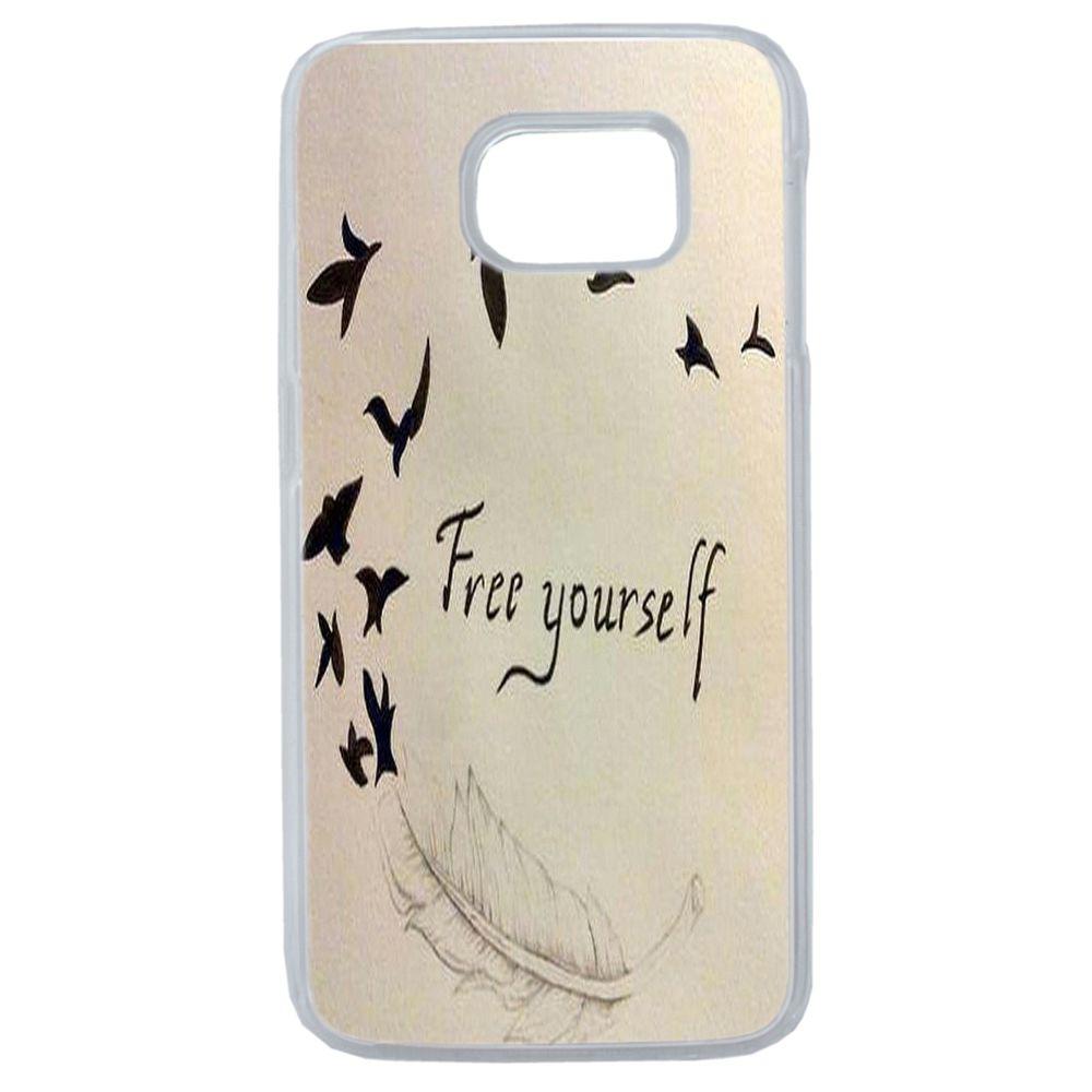Lapinette - Coque Souple Pour Samsung Galaxy S8 Plus Free Envoi Oiseaux