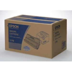 epson toner imprimante laser noir s051170 c13s051170 pas cher achat vente toners noirs. Black Bedroom Furniture Sets. Home Design Ideas