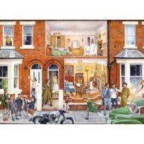 Gibsons - Puzzle 1000 pièces : Nostalgie : Notre maison dans les années 1950