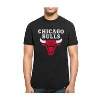 Licence Officielle - T-shirt Chicago Bulls Noir