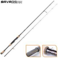 Savage Gear - Canne Custom Ul Spin