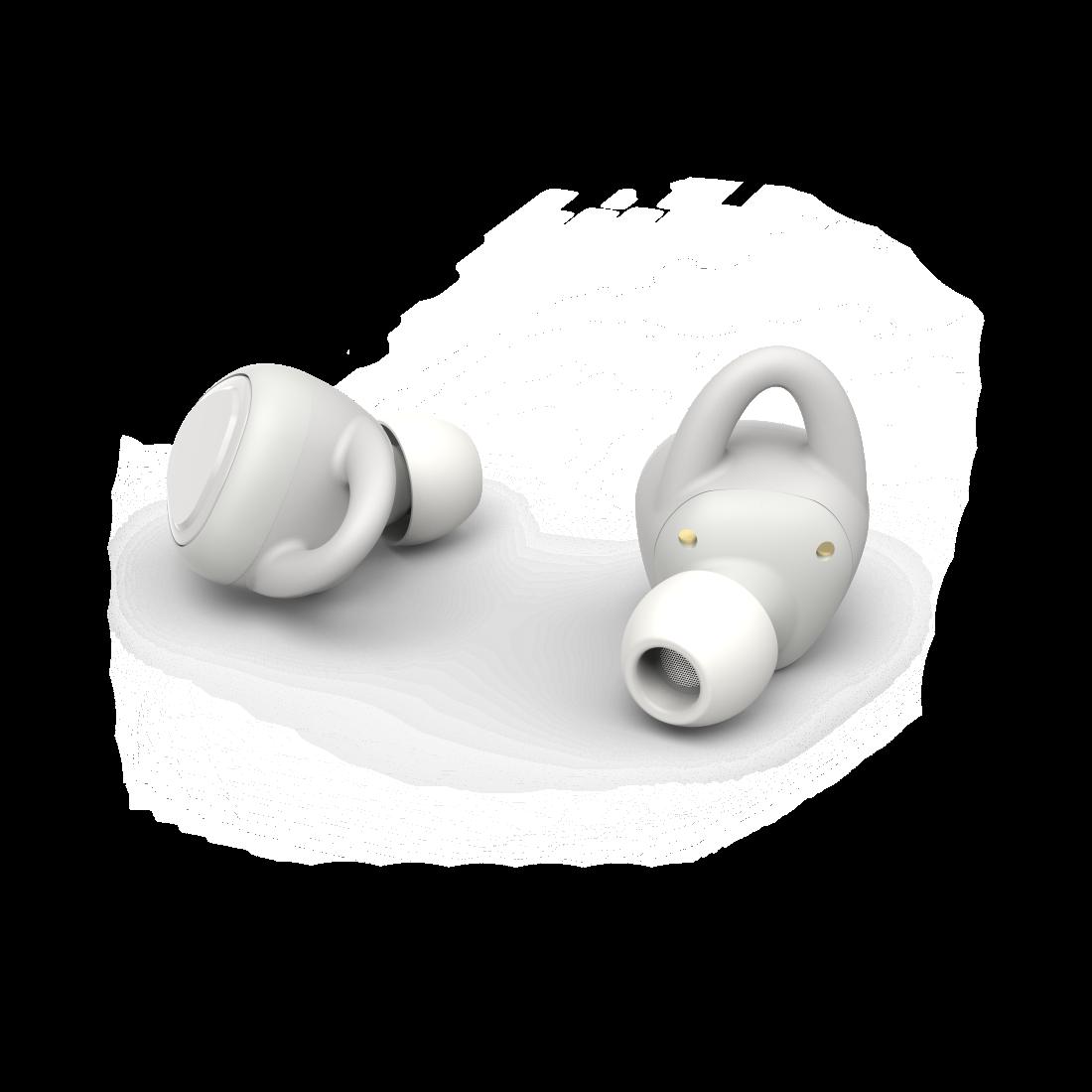 "Ecouteurs bluetooth intra-auriculaire ""LiberoBuds"" - Gris"