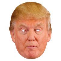 Mask-arade - Masque Carton - Donald Trump