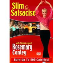 2 Entertain Video - Slim 'N' Salsacise With Rosemary Conley IMPORT Dvd - Edition simple