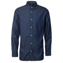 Selected - Chemise chambray Abone