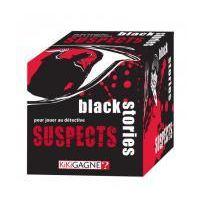 Ki Ki Gagne - Jeux de société - Black Stories - Suspect