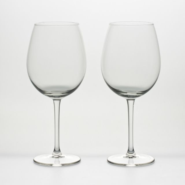ROYAL LEERDAM LOT DE 2 VERRES XXL GRAND CRU 61CL 797725
