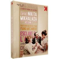 Potemkine Films - Coffret Nikita Mikhalkov - Volume 1