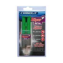 Cyanolit - Colle Répar+ métal - 24 mL