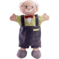 """- marionnette à main """"le papi"""