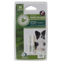 Vitalveto - Pipettes insectifuges Bio contrôlé Edencert - Pour chien moyen