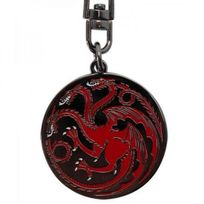 Nodshop - Porte clés Game of Thrones Targaryen