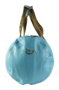 f907501520 Gallantry - Sac Porte Epaule A4 Army - Turquoise - pas cher Achat ...