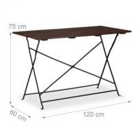 table jardin metal couleur - Achat table jardin metal couleur pas ...