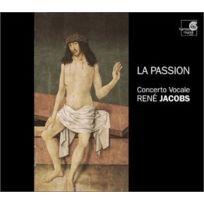 Harmonia Mundi - La Passion - Charpentier Buxtehude SchÜTZ - Coffret De 3 Cd