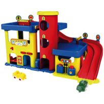 Viking Toys - Grand garage vikingtoys en plastique