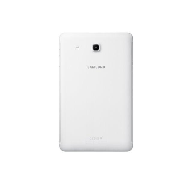 Samsung - Galaxy Tab E - SM-T560NZWAXEF - WiFi - Blanc