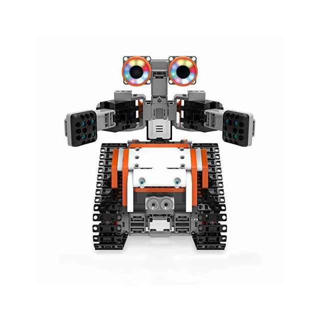 Ubtech Jimu Robot Astrobot Series Cosmos Kit / App-Enabled Building and Coding Stem Learning Kit 387 Parts and Connectors