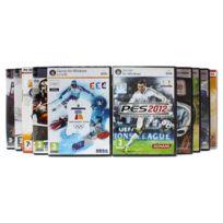 Mindscape - Pack 10 Jeux 100% Sport - Pc