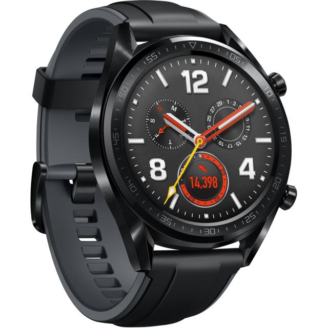 HUAWEI Watch GT - Noire