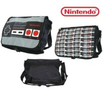 Kas Design - Besace Manette Nes Nintendo Réversible