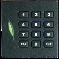 Générique - Digicode port Wiegand avec contrôle d'accès carte Em, pour l'extérieur