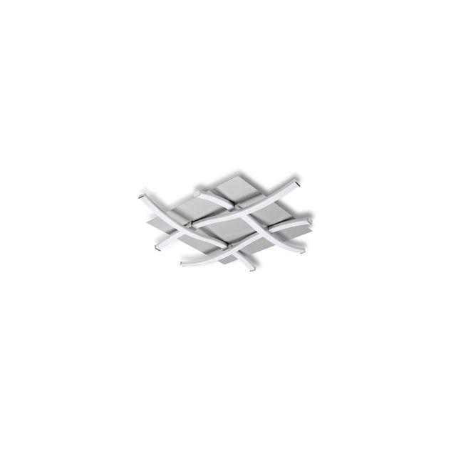 Mantra Plafonnier design Led carré - Nur Xl