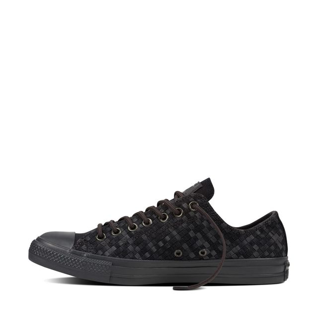 6ece0dfdc302b Converse - Basket All Star Ct Lo Denim Woven - Ref. 153932C - pas cher Achat    Vente Baskets homme - RueDuCommerce