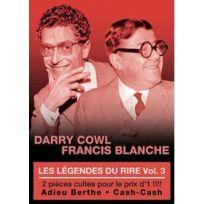 Lmlr - Les Légendes du rire - Vol. 3 : Darry Cowl + Francis Blanche