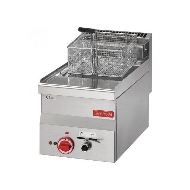 Gastro M Friteuse électrique pro 600 mm - 10 Litres - 7,5 kW 600