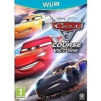 WARNER BROS - Cars 3 : course vers la victoire - Wii U