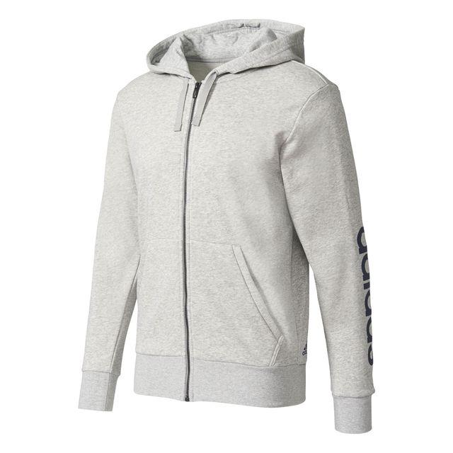 Adidas performance Veste à Capuche Essentials Linear