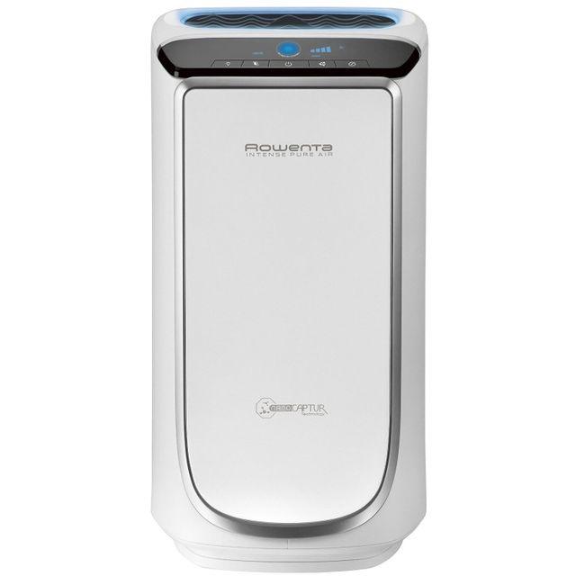 ROWENTA Purificateur Intense Pure Air PU4020F0 Prévenir les allergies, éradiquer les odeurs, traiter les fumées. Le purificateur Intense Pure Air de ROWENTA assainit l'air que vous respirez. Loin de se contenter de brasser l'air ambia