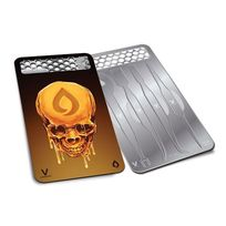 V Syndicate Grinder Card - Carte Grinder Dabit Card aléatoire