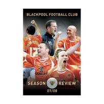 Pdi Media - Blackpool Fc - Season Review 2007/08 Import anglais