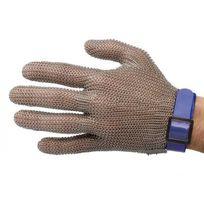 Fischer - Gant de protection en cotte de maille inox taille L