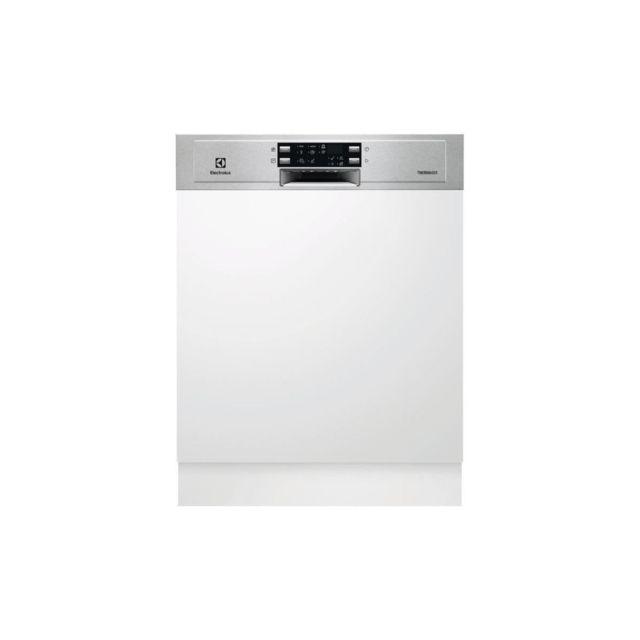 electrolux esi5524lox lave vaisselle encastrable 13. Black Bedroom Furniture Sets. Home Design Ideas
