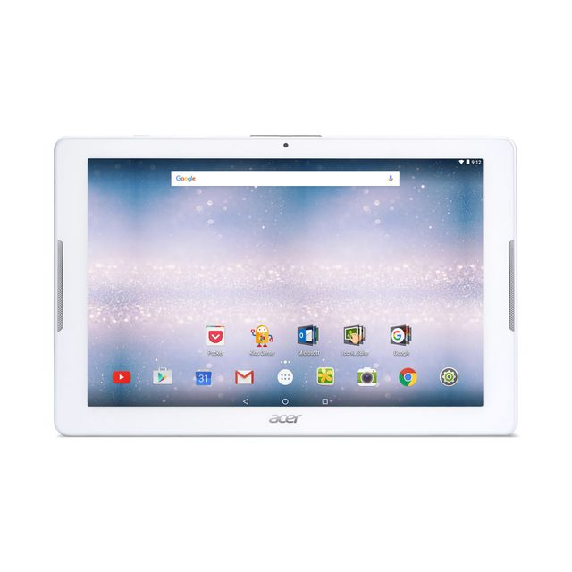 ACER - Iconia One 10 - Wifi - Blanc