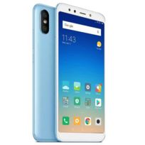 Xiaomi - Mi A2 MI 6X , 4Go+64Go Smartphone débloqué Bleu