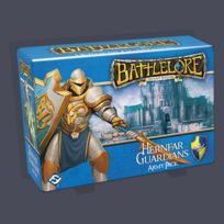 Fantasy Flight Games - Jeux de société - Battlelore Second Edition : Hernfar Guardians Army Pack