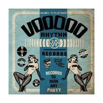 Rhythm - Voodoo Compilation , 3