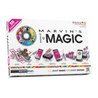 Upyaa - Coffret de magie Marvin's iMagic 50 tours