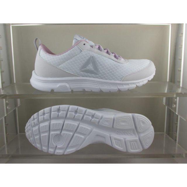 cheap for discount 50f6a 48c96 Reebok - Chaussures femme SpeedLux 3.0 bleu pâle blanc gris violet pâle -  40 - pas cher Achat   Vente Chaussures running - RueDuCommerce