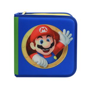 Pdp sacoche universal folio super mario 2ds 3ds for Housse 3ds xl pokemon