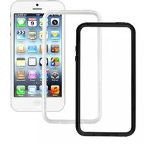 Modelabs - Bigben Connected Pack de 2 Coques Iphone 6 / 6s - Noir / Transparent