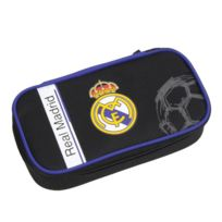 Real Madrid - Trousse Basic 22 Cm - Gros Volume