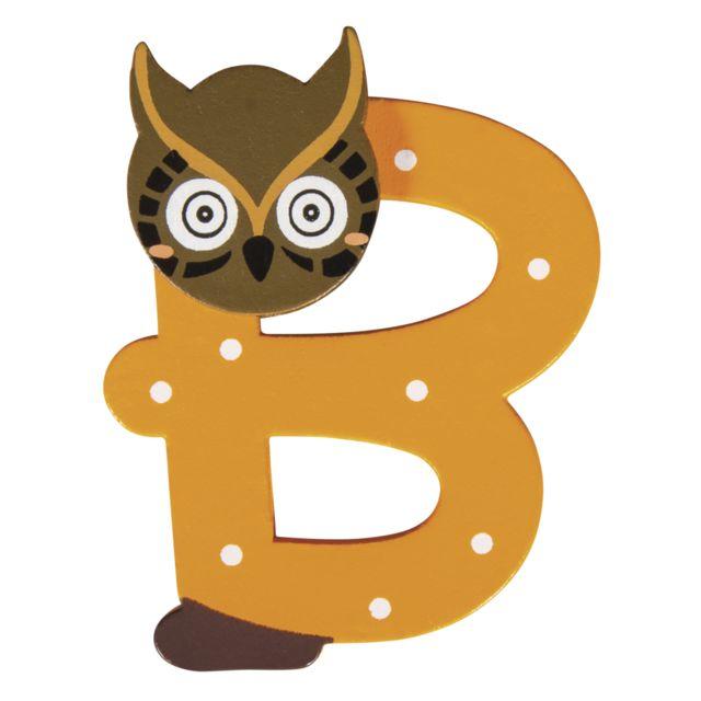 Alphabet en bois pour prénom d/'enfant 5 cm Lettre E Rayher